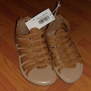 Nwt. Gladiator Sandals